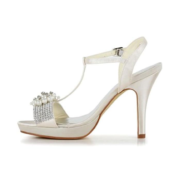 Scarpe E Borse Da Donna Col Tacco Jia Wedding 37073 Sposa