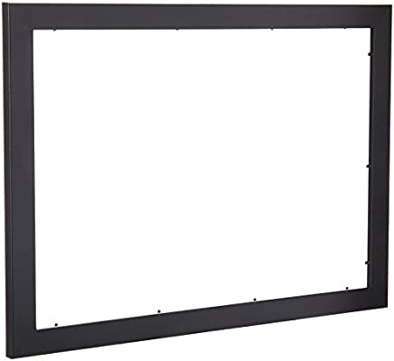 Amazon.com - ArtToFrames 14x20 inch Satin Black Picture Frame ...