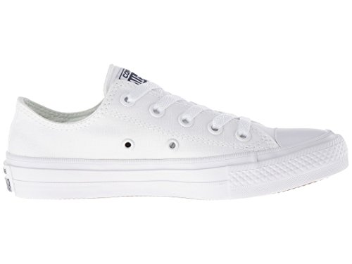 All White Kids Sneakers - 1