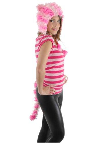 Cheshire Catarina Hat & Tail Costume Accessory]()