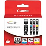 Canon Pgi-225/Cli226 Ip4820/Mg5220/Mg5120/Mg6120/Mg8120/Mx882 Photo Color Ink Tank Multi Pack New