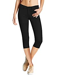 Womens Hyper Ultra Stretch Comfy Skinny Pants