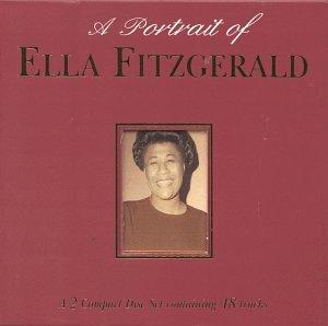 Ella Fitzgerald Portrait Of Ella Fitzgerald Amazon Com