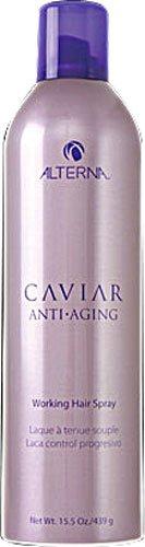 Alterna Caviar Anti-Aging Working Hair Spray -- 15.5 oz - 2p