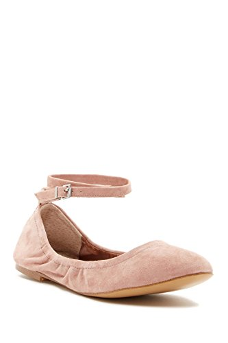 1 State Women's Shay Ballet Leather Flat, Color Variation (6.5 B(M) US, Blush)