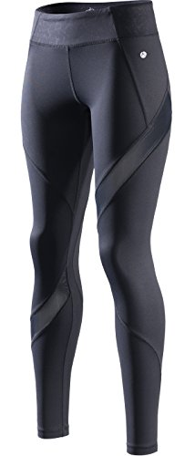 RION Workout Women's Yoga Running Compression...