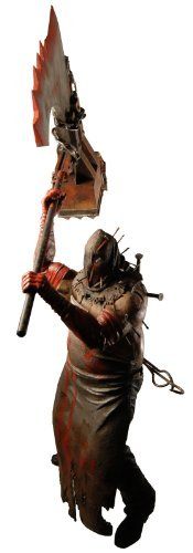 NECA Resident Evil 5 Series 1 Action Figure Executioner by Video Game Figure
