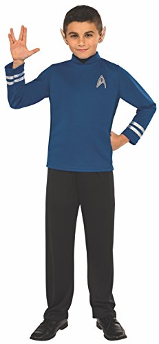 Rubie's Costume Kids Star Trek: Beyond Spock Costume, (Star Trek Spock Costumes)