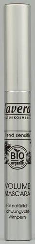 Lavera Organic Volume Mascara Brown -- 6.5 mL - 2pc