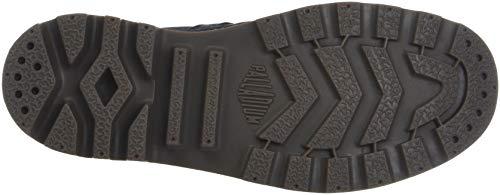 black Bottes Adulte dark Gum Wax Mixte Et Palladium 615 Souples Noir Pallabrouse Bottines 40wnE0Zfqz