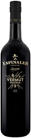 Espinaler Vermut Negre Reserva - 3 Paquetes de 3 x 250 ml - Total: 2250 ml
