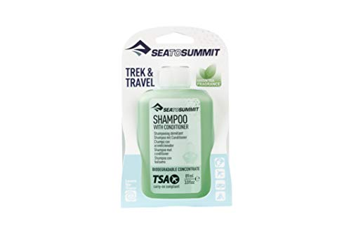 Sea To Summit Trek & Travel Liquid Conditioning Shampoo (3 Ounce /89 ml)