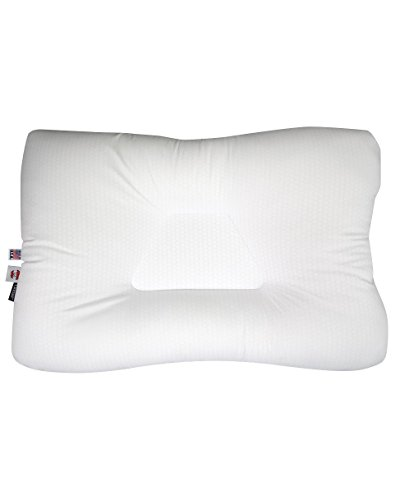 Core Products Tri-Core Comfort Zone Cervical Support Pillow, Full Size - Gentle