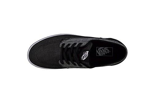 Vans - Zapatillas para hombre Negro negro negro