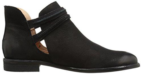 Corso Como Womens Boot Islip Nero Nabuk