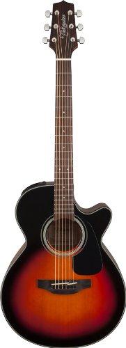 Takamine GF30CE-BSB FXC Cutaway Acoustic-Electric Guitar, Sunburst