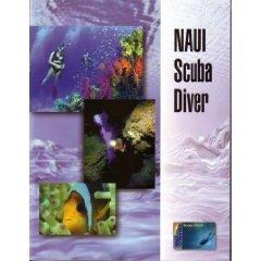 Scuba Like Material - Naui Scuba Diver