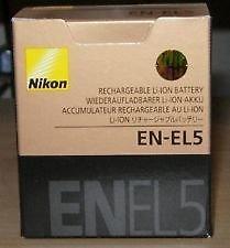 Nikon EN EL5 Rechargeable Li ion Battery for COOLPIX P530 COOLPIX P520 COOLPIX P510 COOLPIX P500 COOLPIX P100 COOLPIX P90 COOLPIX P6000 Camera Batteri