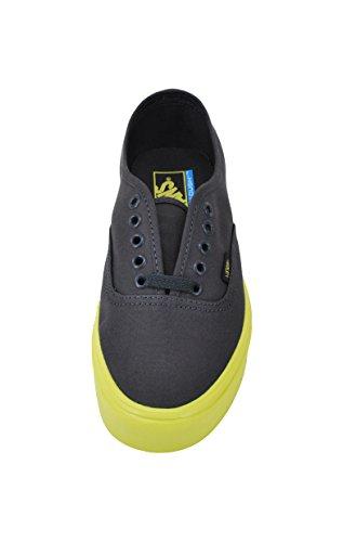 Scarpe Vans Unisex Autentico Lite (pop Sole) Grigio Moda Sneakers Da Skateboard