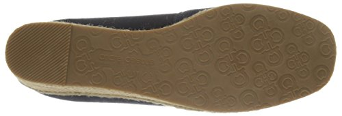 André Assous Vrouwen Pammie Wedge Shoe Navy