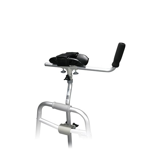 - Complete Medical Walker Platform Attachment Bariatric, 7.2 Pound