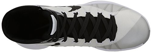 wolf Hyperdunk Black Grey s NIKE Multi White Men 2015 d01xdnRUv
