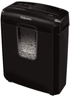 Fellows X-8C Powershred X-8C Cross-Cut Shredder (4775301)