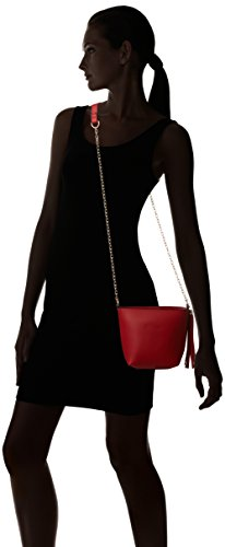 10x25x15 cm Selfridge Red femme H Bucket L Miss W Rouge Sacs bandoulière x B1ywUggqH