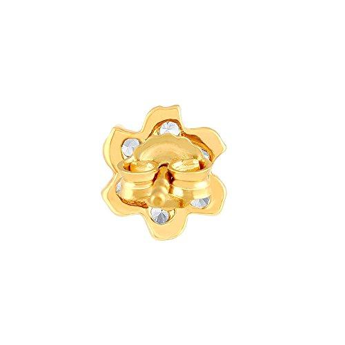 Giantti Diamant Pendentif Femme Collier (0,58CT, qualité HSI, Gh-colour)