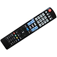 Replacement Remote Control Fit For LG 49LF6350-DB 55LF6350-DB 65LF6350-DB 40LF650T-DB 50LF650T-DB 55LF650T-DB Smart 3D Plasma LCD LED HDTV TV