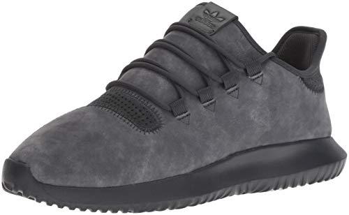 adidas Originals Men's Tubular Shadow Running Shoe, Carbon/C