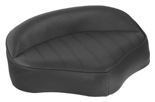 Wise 8WD112BP-720 Pro Pedestal Boat Seat - Charcoal - Pro Casting Seat