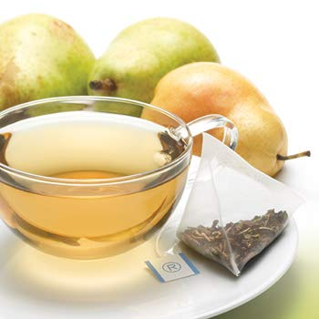 Revolution Pear White Tea - 30 Individual Packed Teabags Per Box Filled with Premium Leaf Tea