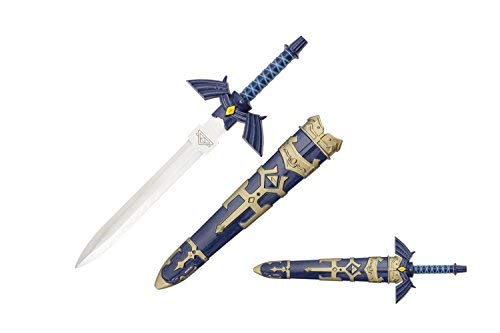 11.5'' Master Sword Dagger with Scabbard the Legend, used for sale  Delivered anywhere in USA