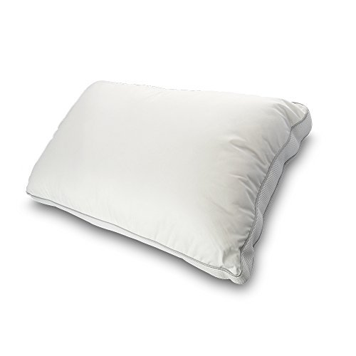 Active Spring Bed Pillow - 40 individual comfort springs in