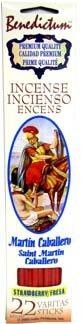 (Benedictum Stick Incense St. Martin)