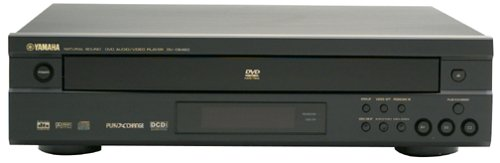 df8c35322 Amazon.com: Yamaha DV-C6480 Progressive-Scan 5-Disc DVD Player: Electronics