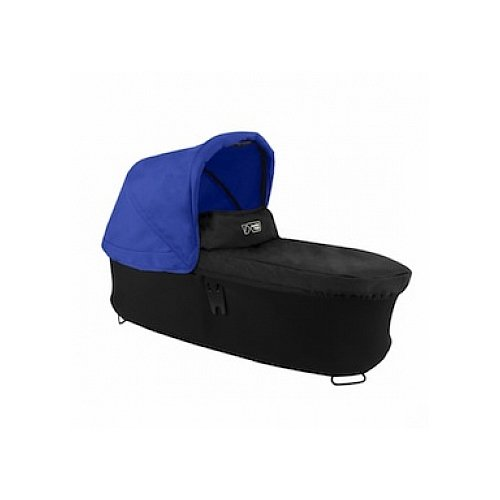 Mountain Buggy Carrycot Plus for Duet Double Stroller with Sunhood, Blue by Mountain Buggy