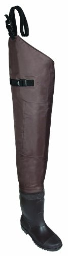 Allen Black River Hunting & Fishing Bootfoot Hip Waders