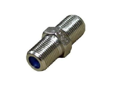 10pcs High Frequency 3GHz F81 Barrel Connectors Couplers