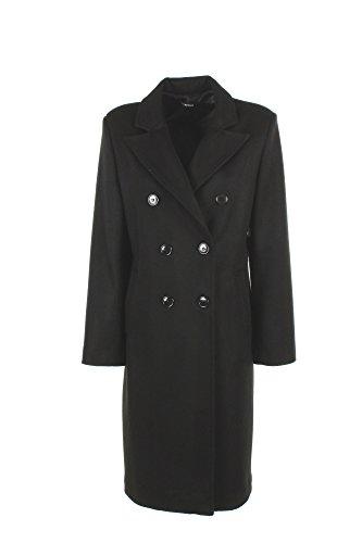 LE STREGHE Cappotto Donna M Nero Mi620a17 Autunno Inverno 2017/18