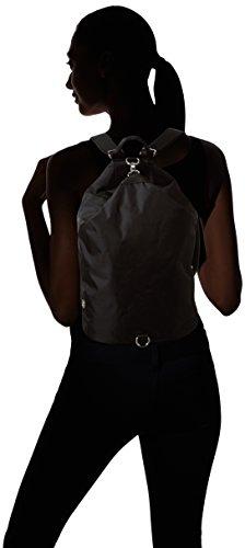 Negro Mochila Teak Bolso de Black Bogner 43949 Sintético de Mujer B0w1O