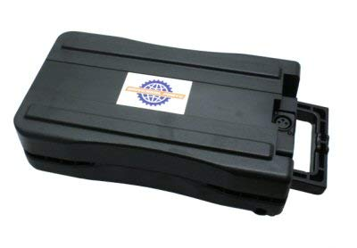 (24V, 10Ah Rack Mount Battery Pack for Currie Electric Bikes)