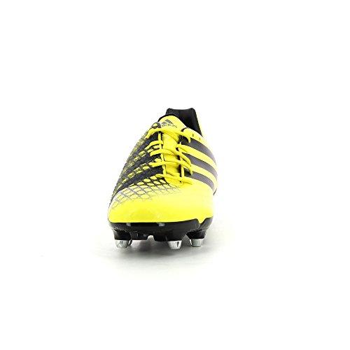 Adidas Incurza Sg Elite Mens Stivali Di Rugby Giallo / Nero