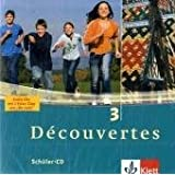 Découvertes / Schüler-CD (Multi-Session) - Band 3