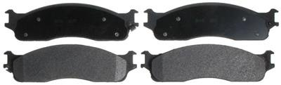RM Brakes SGD965M 2003-2008 Dodge Ram Service Grade Semi-Metallic Brake Pad