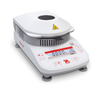 OHAUS 30251683 Model MB27 Moisture Analyzer, 90 g Capacity x 1 mg (Ohaus Moisture Analyzer)