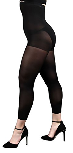 Camouflage Cellulite Body Liner (X-Large, Black)