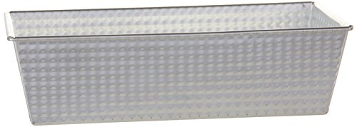 Frieling Springform Pans (Zenker Tin Plated Steel Loaf Pan, 10-Inch x 4.4-Inch x 2.8-Inch)