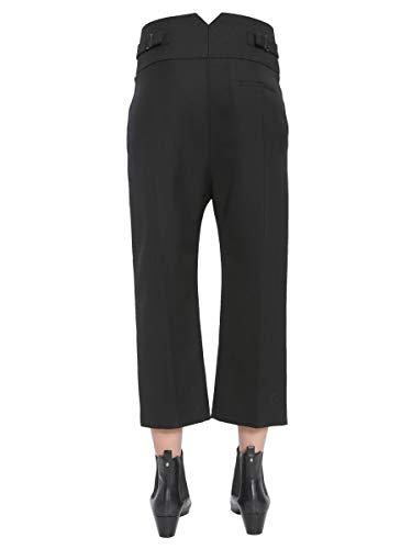 Pantaloni 1741416186099 Nero Haider Ackermann Lana Donna Sa5Hnx